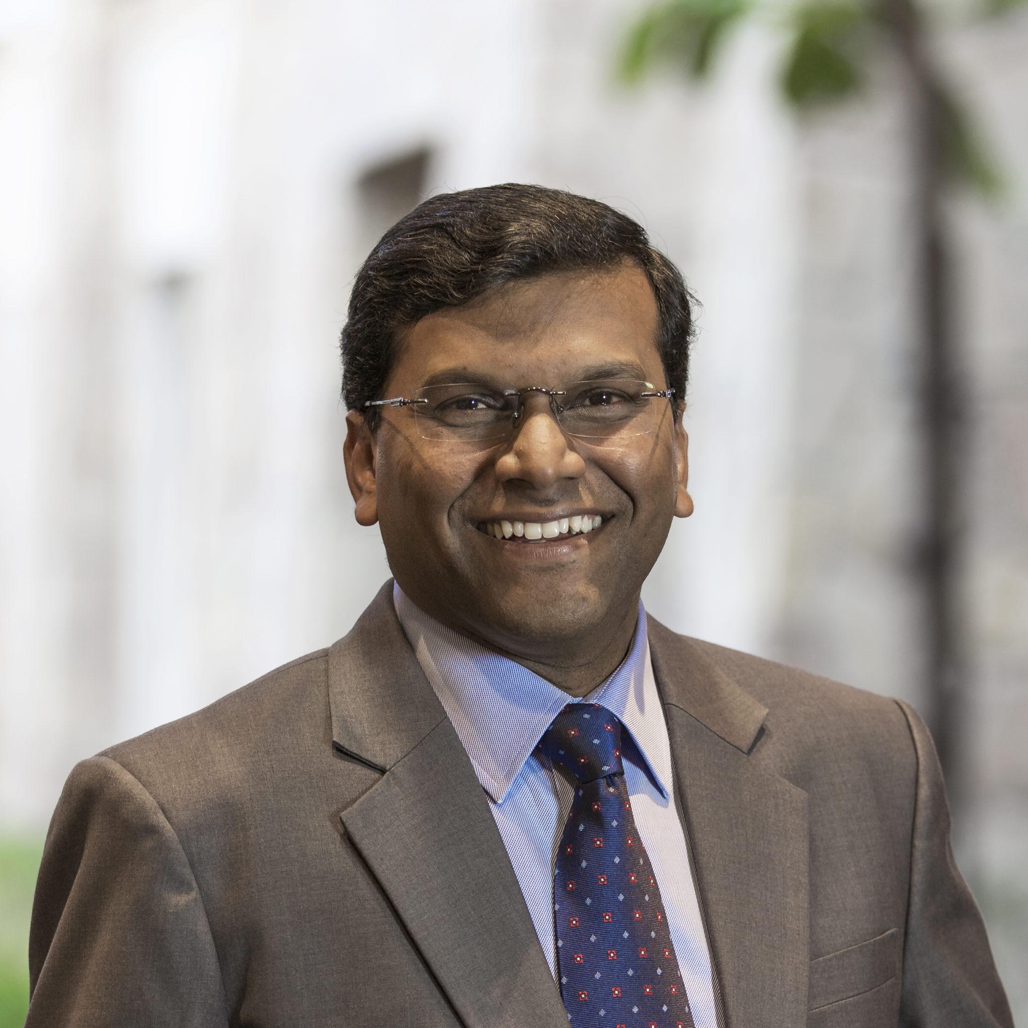Ravi Kumar - Roche Diagnostics Middle East - Naseba