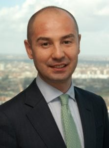 Emre Karter of Citi